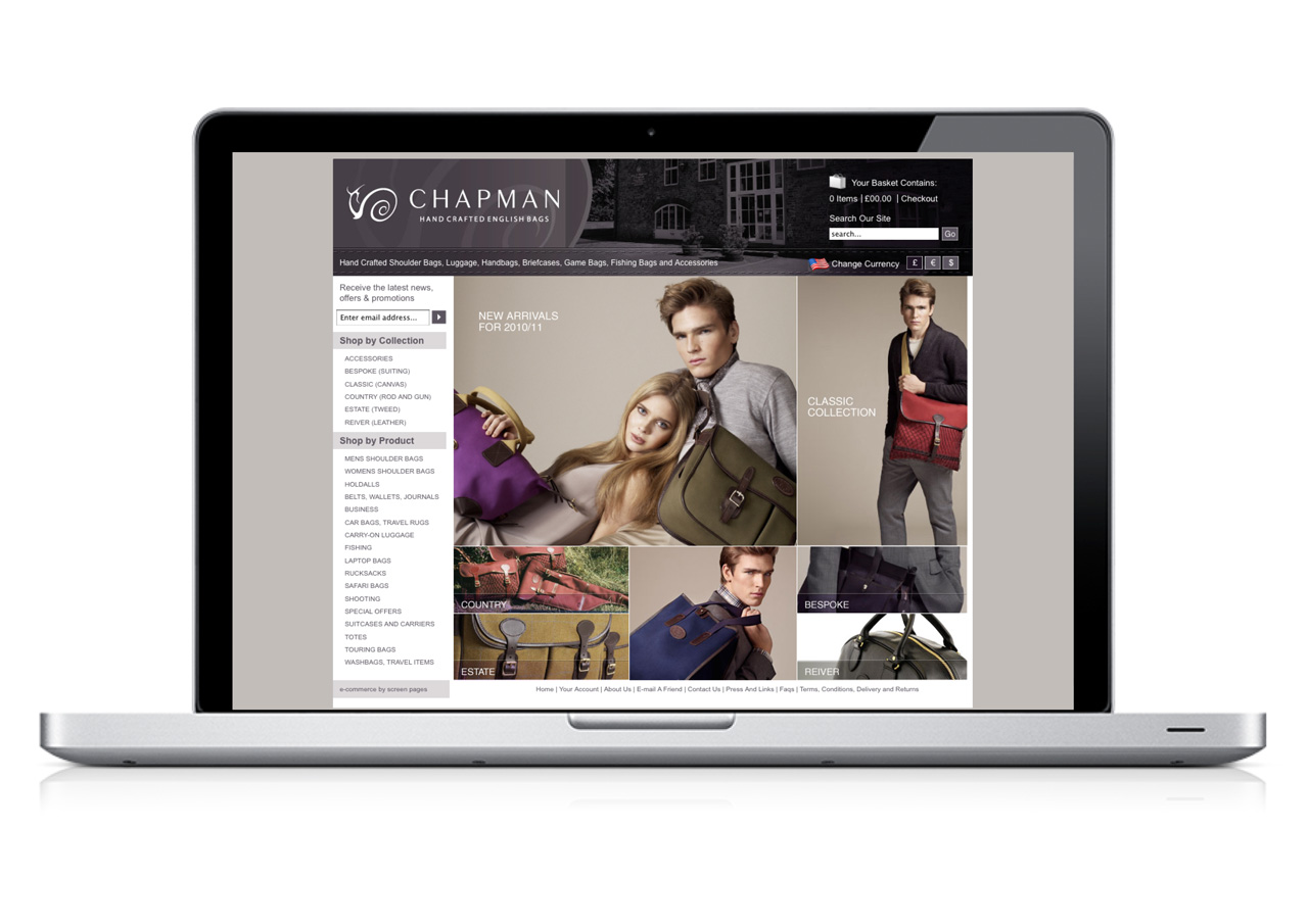 CHAPMAN--WEBSITE-APPLICATION
