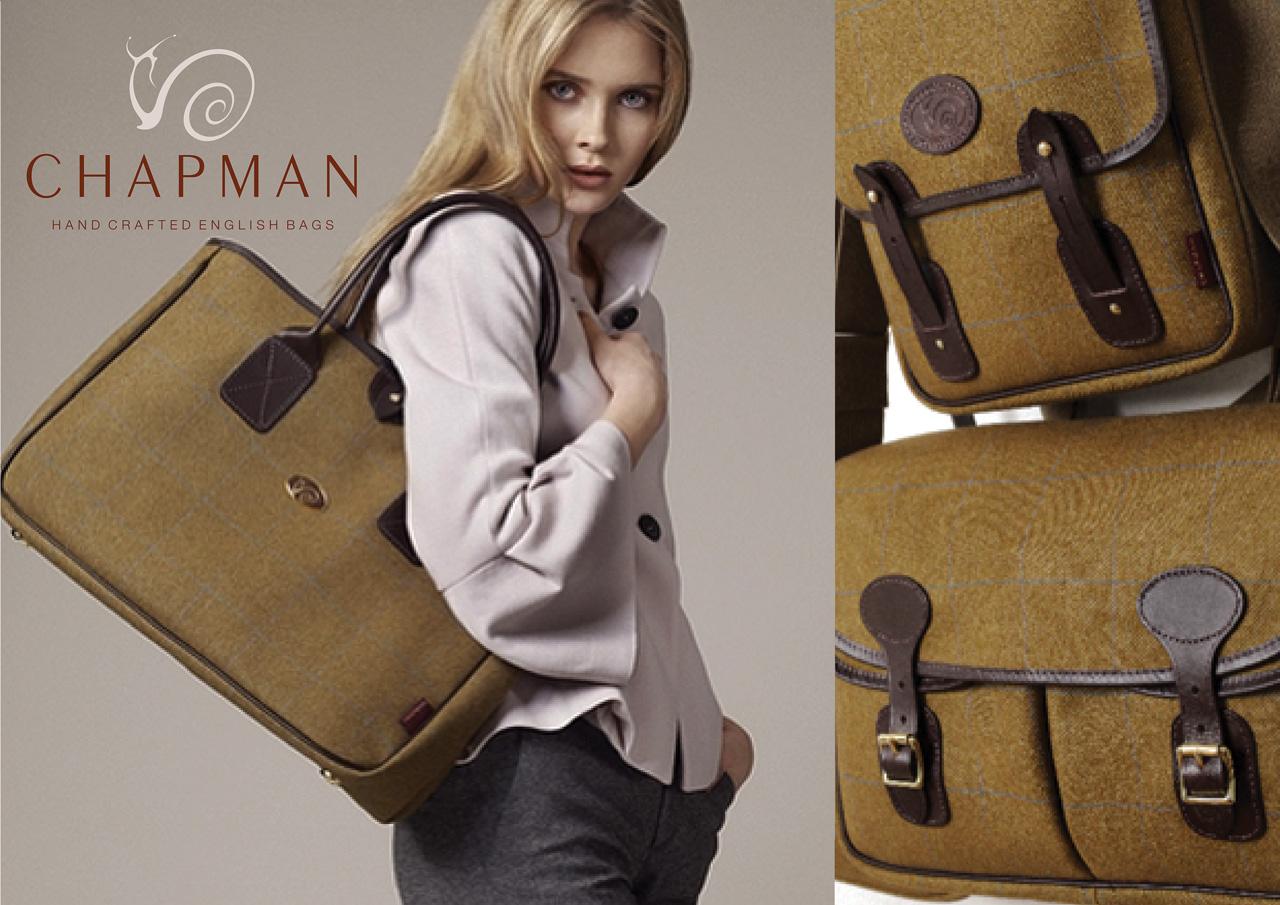 CHAPMAN-woman
