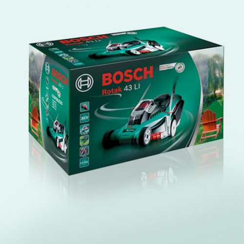 Bosch Lawn & Garden