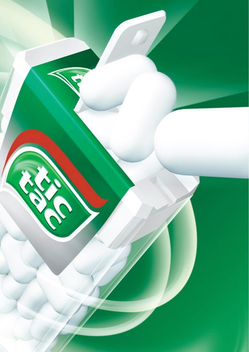 Tic Tac Re Branding